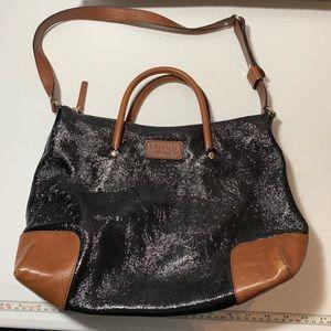 Authentic Kate Spade shoulder bag purse black